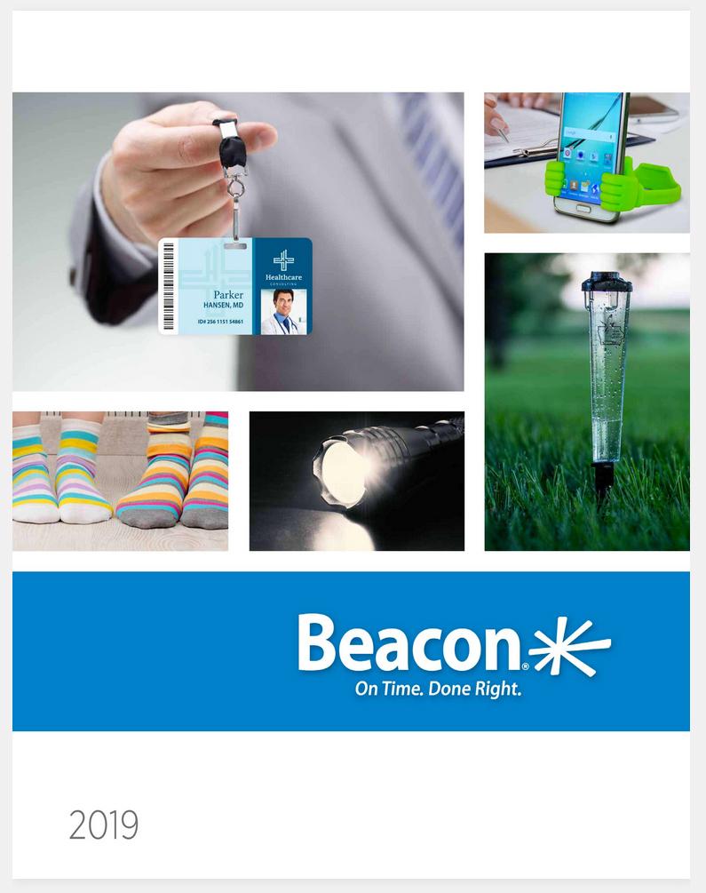 Digital Catalogs - Beacon Promotions